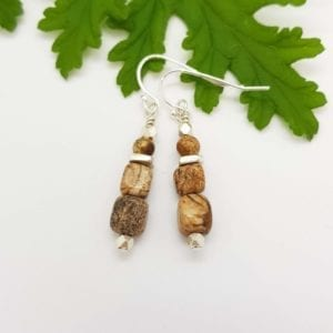 Picture Jasper HTS earrings